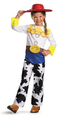反斗奇兵 - 翠斯 Toy Story - Jessie Deluxe Toddler/Child Costume