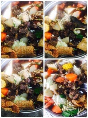 牛牛ㄉ媽*台灣製新鮮豆皮五斤裝。480元吃火鍋,煮菜,臭臭鍋,小火鍋必備
