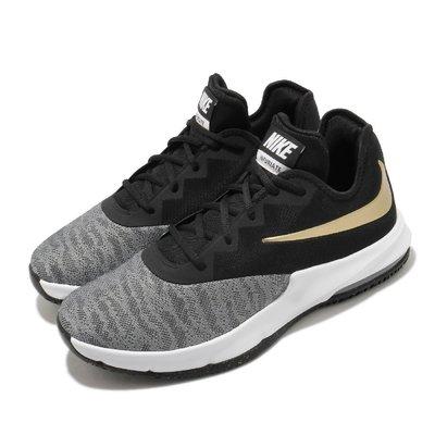 =CodE= NIKE AIR MAX INFURIATE 3 LOW 籃球鞋(黑灰金)AJ5898-002 XDR 男