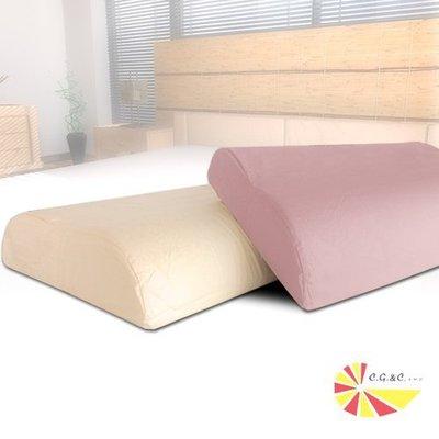 【凱蕾絲帝】獨家銷售~乳膠、記憶工學健康【大枕】專用100%純棉枕頭套(二入)~高雄館
