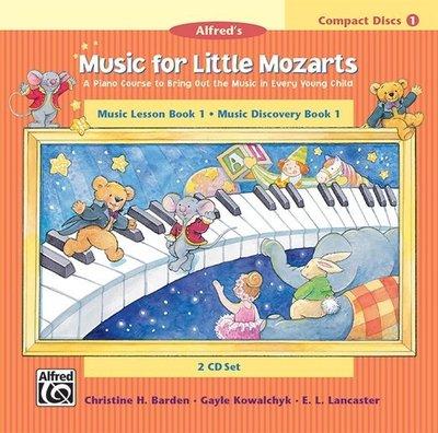 【599免運費】Music for Little Mozarts, Level 1: CD 2 00-14578