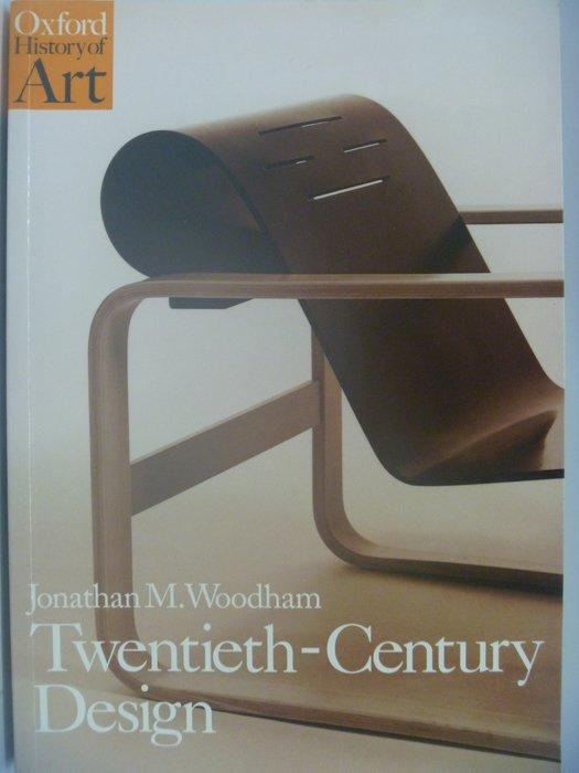 【月界】Twentieth Century Design_Jonathan Woodham_原價978〖美工設計〗AIN