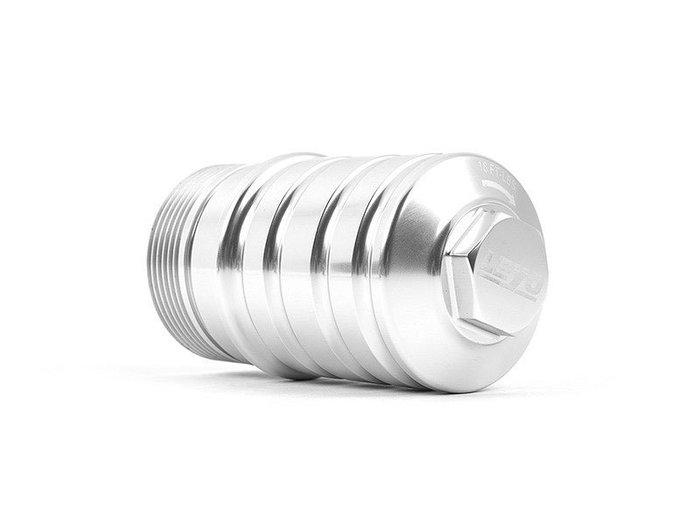 LEYO 機油 濾心罐 Audi 奧迪 A3 / S3 / TT 專用 銀 L051S