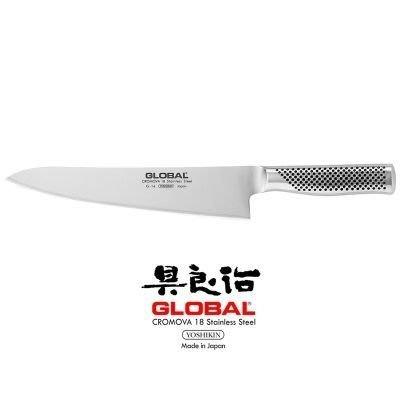 【angel 精品館 】日本具良治 Global 主廚萬用切刀24CM G-16