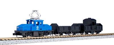 [玩具共和國] KATO 10-504-2 チビ凸セット いなかの街の貨物列車(青)