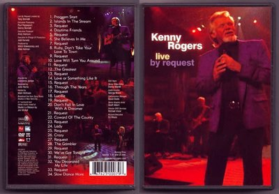 Kenny Rogers - Live By Request (DVD/dts)@XI31227