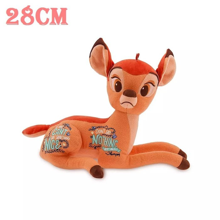 【美國大街】正品.美國迪士尼小鹿斑比絨毛娃娃 Bambi 11吋 / 28cm【限量版】