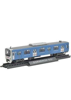 日版TOMYTEC 鐵道收藏 鐵Colle 西武鐵道30000系列 哆啦A夢50週年紀念DORAEMON-GO! 先頭車 立體模型