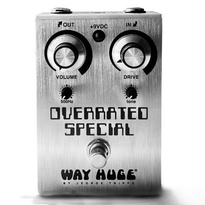 Way Huge WHE208 Overrated Special 破音效果器|BigNose