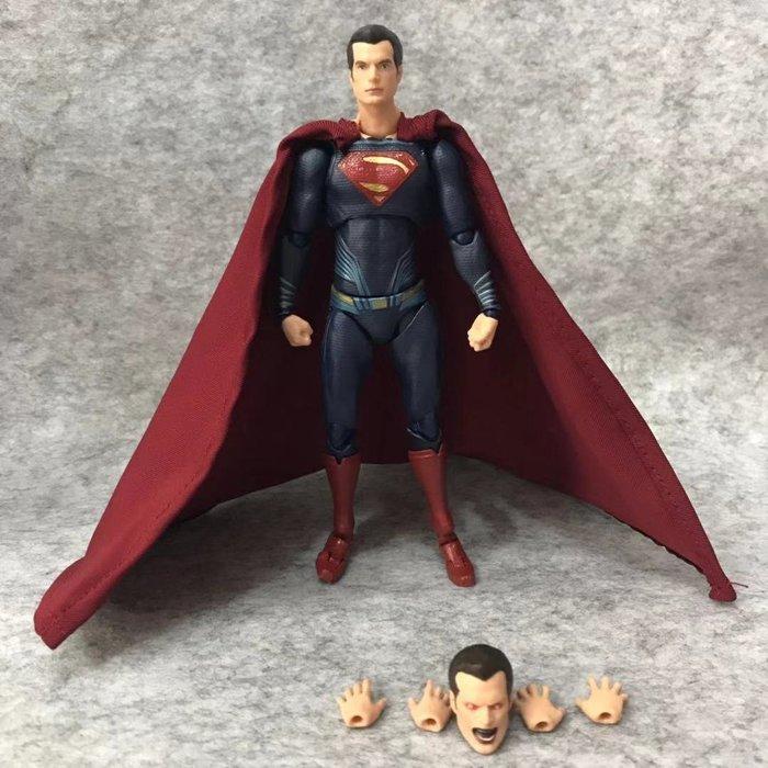 【阿忿貓的模型動漫周邊】正義聯盟 SHF 超人 Superman 克拉克 肯特 超級英雄 可動人偶手辦