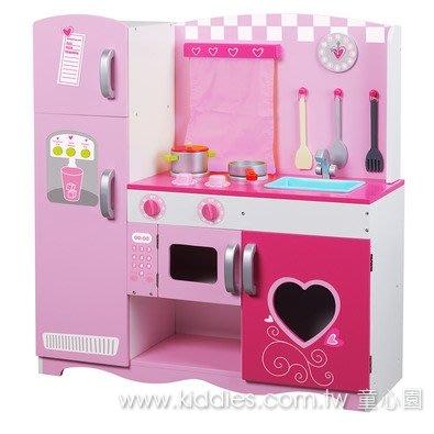 幼之圓*德國Classic World 豪華廚房 木製玩具