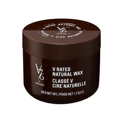 『168滿千』V Rated Natural Wax 風度翩翩 髮臘【V76 by Vaughn】公司貨 48g
