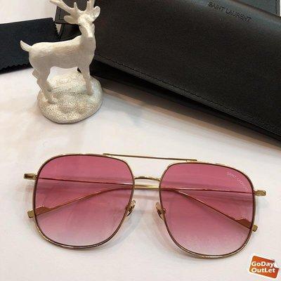 【GoDay+刷卡】YSL yves saint laurent 時尚飛行 夏日太陽眼鏡 顏色3 歐洲限量代購
