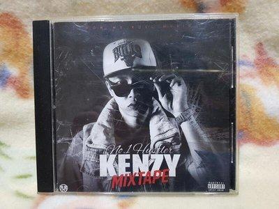 頑童 小春cd=Kenzy no.1 hustler mixtape
