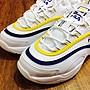 (smart) FILA X FOLDER RAY SMU 限量聯名款 復古 老爹鞋 雙線黃藍