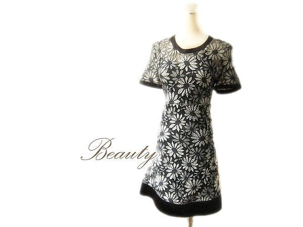 *Beauty*MARC BY MARC JACOBS超美黑色蕾絲洋裝 2號 WE14