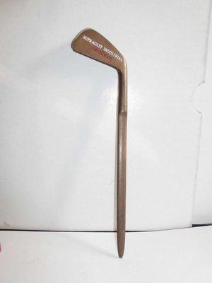 實心銅製1號高爾夫球杆拆信刀