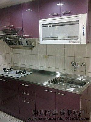 廚具工廠直營 板橋廚具 室內設計 一字型不鏽鋼歐化廚具 小套房廚具 韓國LG人造石檯面 西班牙賽麗石 烘碗機 不鏽鋼廚具