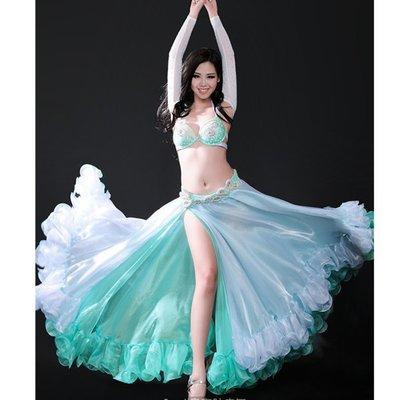 5Cgo【鴿樓】會員有優惠   530382251512 女高檔肚皮舞衣 新款Queena系列 埃及高檔肚皮舞 演出服套