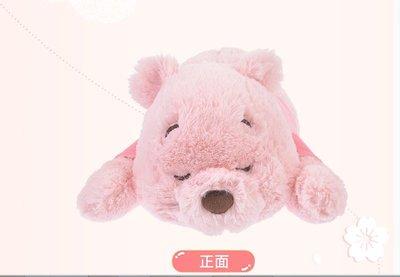 迪士尼代購 2019 小熊維尼 粉紅色 櫻花 維尼