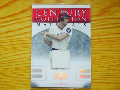 Fred Lynn 2008 Threads Centry Collection Relic 球衣卡 限100