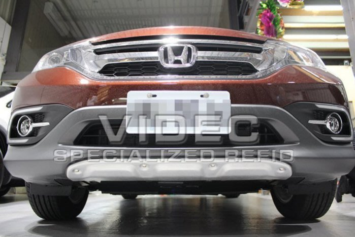 大台南汽車精品 HONDA NEW SUPER CRV 4代 四代 鋁合金 前 後 下護板