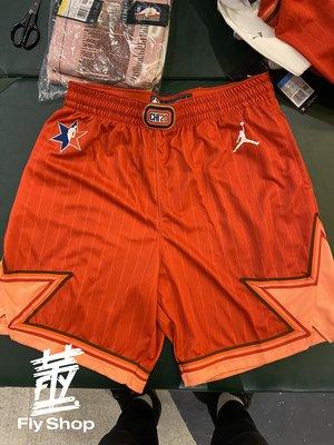 [飛董] NIKE JORDAN SWINGMAN NBA 明星賽 籃球褲 CJ1068-657 紅 495 藍