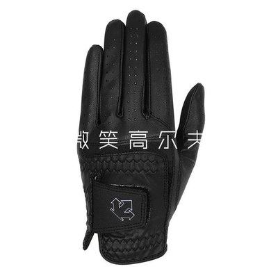 早春新款韓國代購DESCENT*GOLF迪桑特高爾夫護具男款左手手套高爾夫手套