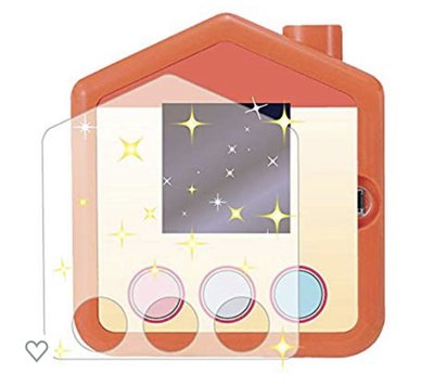 (現貨)日本原裝 角落生物電子雞 寵物機 螢幕保護貼 抗藍光款  抗菌 防指紋日本熱銷  Tamagotchi