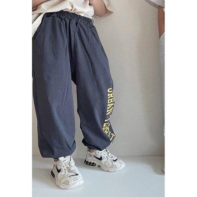 S~XL ♥褲子(CHARCOAL) NICE TO MEET YOU-2 21夏季 NIM210412-021『韓爸有衣韓國童裝』~預購