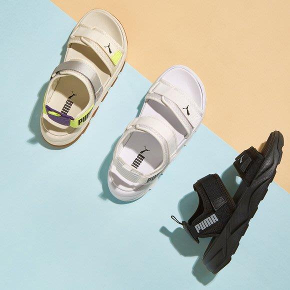 【Luxury】Puma RS-Sandal 涼鞋 情侶鞋 男女鞋 厚底涼鞋 螢光 魔鬼氈 韓國正品代購