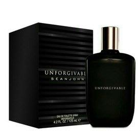 Sean John Unforgivable 吹牛老爹 不可原諒男性淡香水 /1瓶/125ml-公司正貨