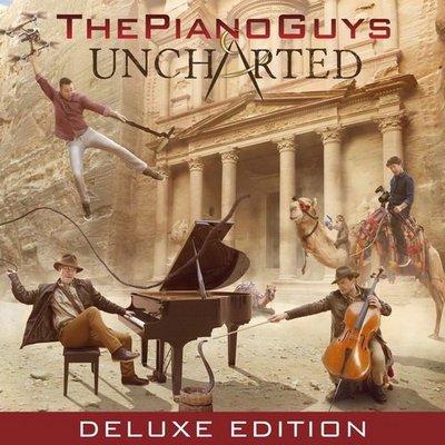酷炫秘音 – 豪華限定版 Uncharted/酷音樂團 The Piano Guys---88985383682