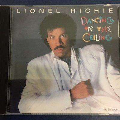 *愛樂熊貓*日早期版(片況新/無IFPI)Lionel Richie萊諾李奇Dancing On The Ceiling