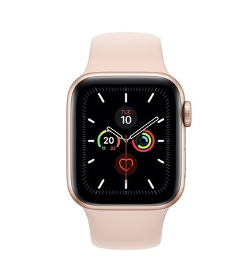 Apple Watch Series 4 40mm GPS+Cellular 金色