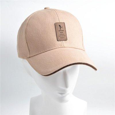 爆款-時尚高爾夫黑色米色棒球帽女歐美街...