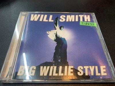 *還有唱片行*WILL SMITH / BIG WILLIE STYLE 二手 Y18473