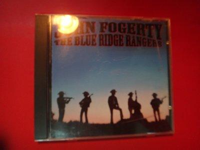 【愛悅二手書坊 CD-A6C】JOHN FOGERTY THE BLUE RIDGE RANGERS