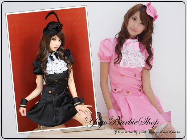 【YOYO芭比小舖】B-771典雅貴族風格公主裝|賽車服.護士服.高校服.啦啦隊服.和服