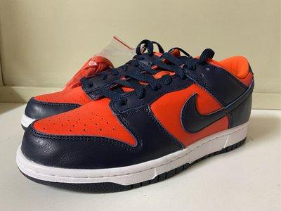 Nike Dunk Low SB champ color 藍橘 限量 Jordan kobe off