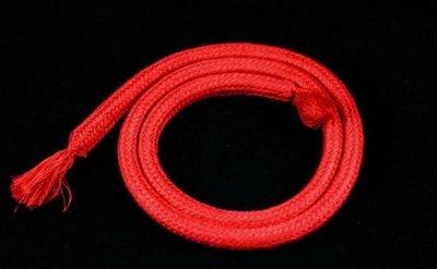 【天天魔法】【128R】(紅色)Stiff Rope(軟繩變硬)(印度繩)