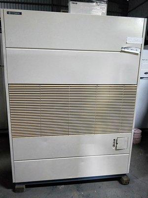 (大台北)中古日立15RT水冷箱型機3φ220V(編號:HI1070802)發電機冷氣拆除.冰水機二手回收租賃 *