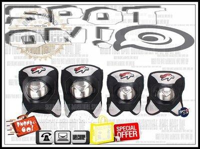 Spot ON - PRO BIKER HXP19 金屬護具-短款四件式組! 大魔 街頭風 VESPA 偉士牌 大眼