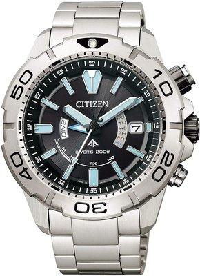 日本正版 CITIZEN 星辰 PROMASTER MARINE AS7141-60E 手錶 男錶 光動能 日本代購