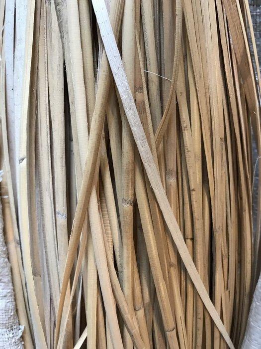 竹還真竹藝館--藤皮材料--寛5MM~7MM(以每公斤計算)S107-BR01/5~7