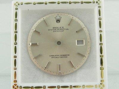 【發條盒子L09】Rolex 勞力士 原廠未翻寫面板 適用1601 1603 1600