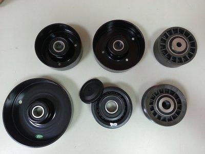 BENZ W202 W203 W204 皮帶惰輪 皮帶盤 輪子 惰輪 AMG C220 C240 C280 C300
