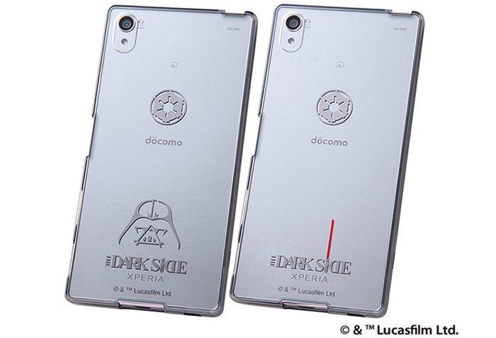 尼德斯Nydus~* 日本正版 迪士尼 星際大戰 Sony Xperia Z5P TPU手機殼 Z5 Premium