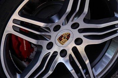 DJD19042921 Porsche 997 鋁圈修理服務 2500起 依現場估價為主 macan cayenne