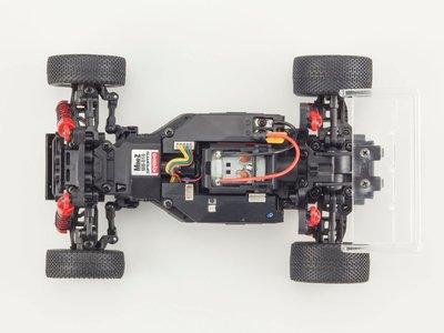 小居居 京商1:24四驅小越野遙控車MINI-Z Buggy MB-010 MP9/OPTIMA 男孩